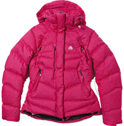 Rosa jakke funnet i garderobe 4 (kun en test)